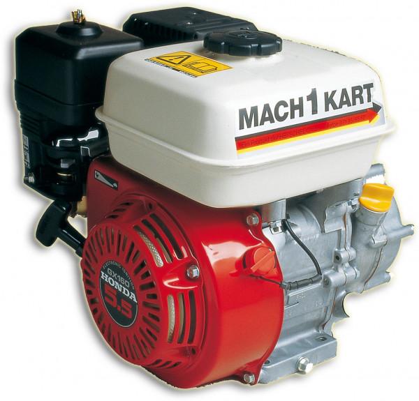 Motor HONDA GX270 mit Getriebe (GX270-RH-Q6-9S)