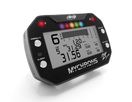MyChron5 2T incl. Wasser M10 + Abgas KF