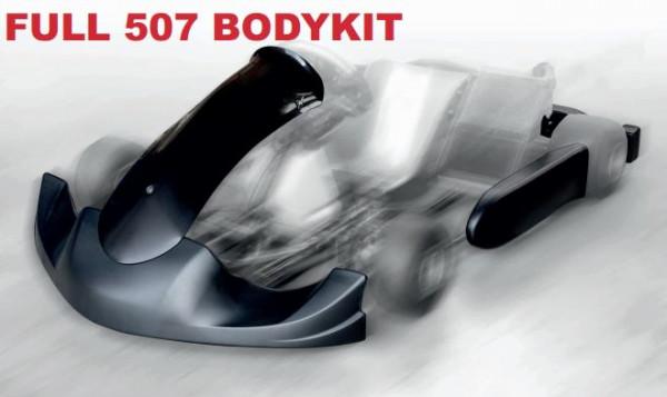 Frontverkleidung 507, weiß
