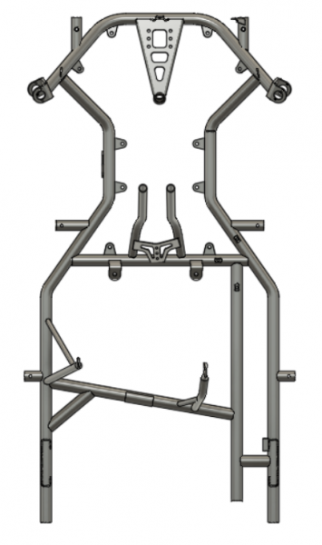 Rahmen CA2 A04 (MJ 2021)