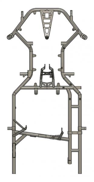 Rahmen FIA5 D A06 (MJ 2021)
