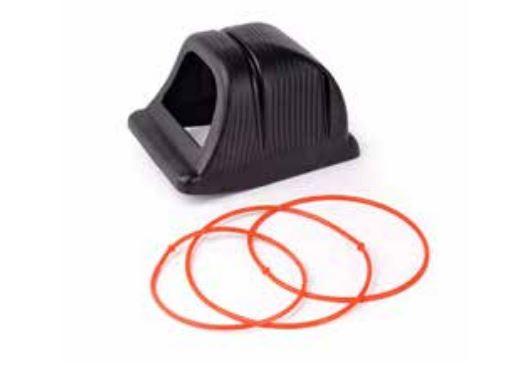 Regenschutz für Geräuschdämpfer MINI SHARK