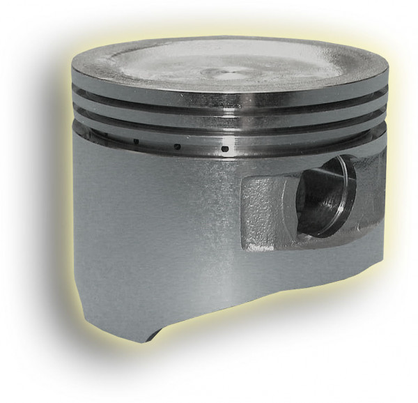 Kolben, + 0,50mm, GX270