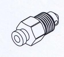 Entlüfterventil M10x1 EvoX-R-Z