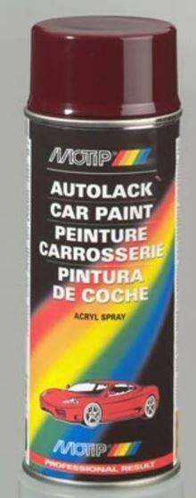 Farbe braun Motip 51260, 400ml
