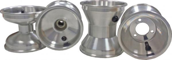 Felgensatz HRP 115CR/150DR Alu silber