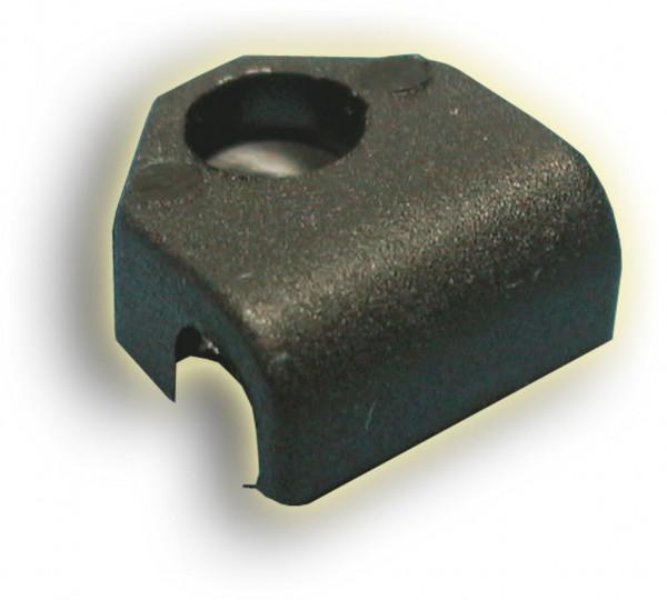Halter Bowdenzughülle 6mm, Gaszug
