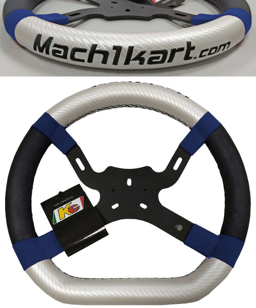 Lenkrad MACH1 ø320 flat-bottom