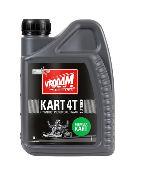 VROOAM Motorenöl Kart 4T 10W-40