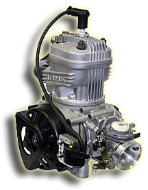Motor Parilla X30, kpl.
