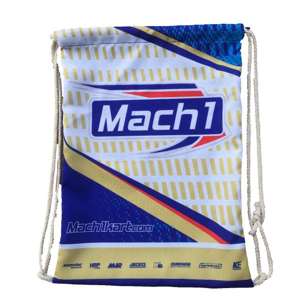 Gymbag Mach1 aus Polyester