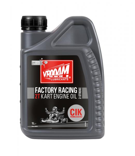 VROOAM Factory Racing Öl 2-Takt KART