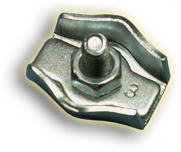 Seilklemme 3mm, Bremszug