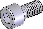 Schraube ISK M10x20 vz