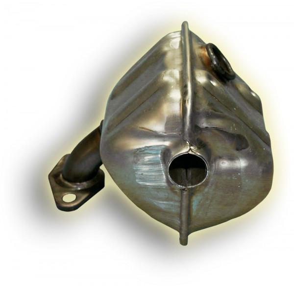 Schalldämpfer, GX160